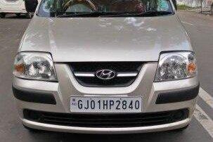 Hyundai Santro Xing GL 2008 MT for sale in Ahmedabad