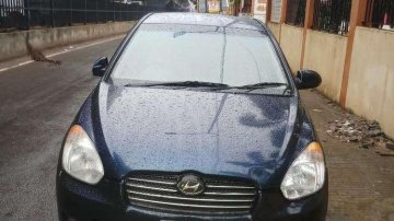 Used Hyundai Verna, 2007, Petrol MT for sale in Chennai