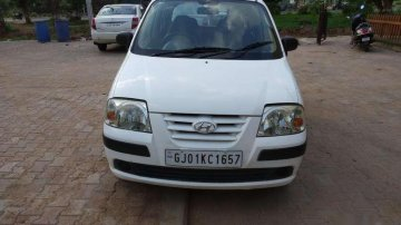 Used Hyundai Santro Xing GLS 2010 MT for sale in Ahmedabad