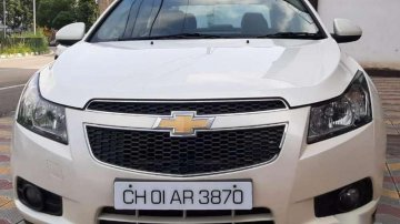 Used Chevrolet Cruze LTZ, 2012, MT in Chandigarh