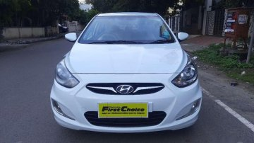 Used 2013 Hyundai Verna MT for sale in Chennai