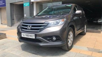 Used 2015 Honda CR V 2.4 AT for sale in Ahmedabad