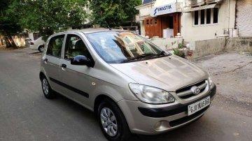 Hyundai Getz GLS 2009 MT for sale in Ahmedabad