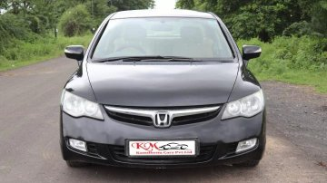 Used 2008 Honda Civic AT for sale in Ahmedabad