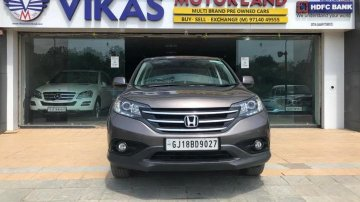 2015 Honda CR V 2.0L 2WD AT for sale in Ahmedabad