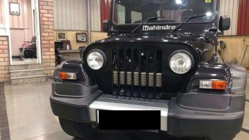 2019 Mahindra Thar CRDe MT for sale in Hyderabad