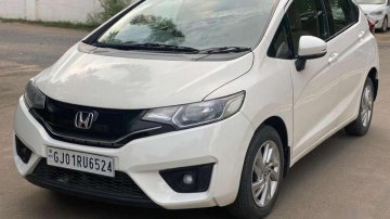 2016 Honda Jazz V MT for sale in Ahmedabad