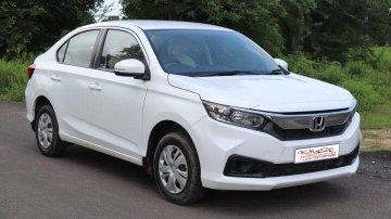 2019 Honda Amaze S Petrol MT for sale in Ahmedabad