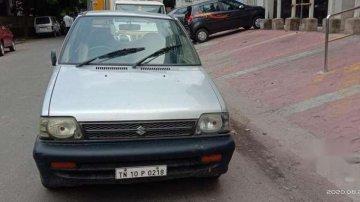 Used 2006 Maruti Suzuki 800 MT for sale in Chennai