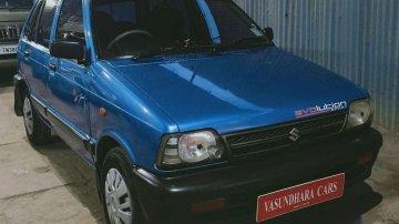 Maruti Suzuki 800 AC BS-III, 2007, Petrol MT in Coimbatore