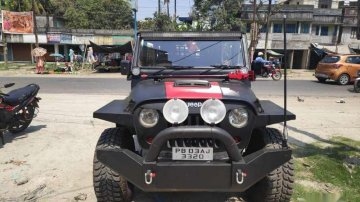 2015 Mahindra Thar CRDe MT for sale in Kolkata