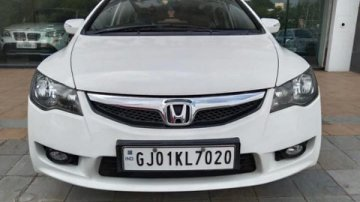 Used 2011 Honda Civic 1.8 V AT Sunroof in Ahmedabad