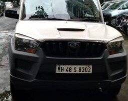 Used 2014 Mahindra Scorpio MT for sale in Thane