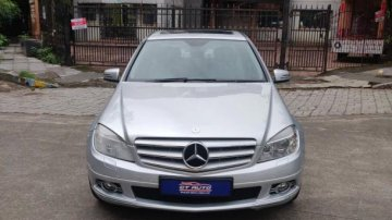 Used Mercedes Benz C-Class 200 K Elegance AT 2009 AT in Thane