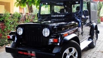 2014 Mahindra Thar CRDe MT for sale in New Delhi