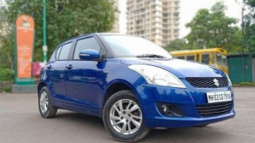 Maruti Swift ZXI 2011 MT for sale in Thane