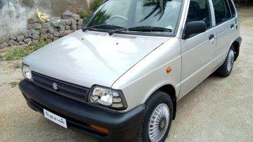 Used 2009 Maruti Suzuki 800 MT for sale in Coimbatore