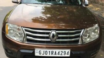 Renault Duster 110PS Diesel RXZ Option 2013 MT for sale in Ahmedabad