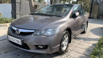 2011 Honda Civic 1.8 S MT for sale in Faridabad