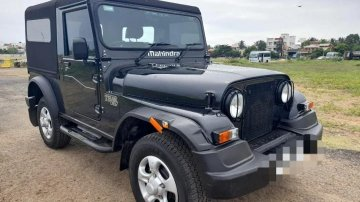 Mahindra Thar CRDe 2018 MT for sale in Chennai