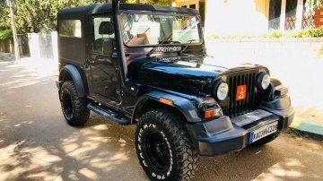 2017 Mahindra Thar  4X4 MT for sale in Bangalore
