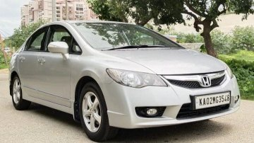 2012 Honda Civic 1.8 V MT Sunroof for sale in Bangalore