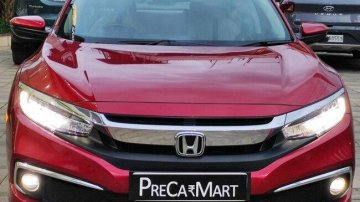 Used 2019 Honda Civic AT for sale in Bangalore