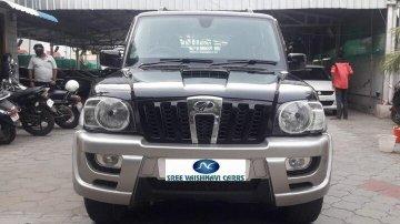 Used 2011 Mahindra Scorpio VLX MT for sale in Coimbatore