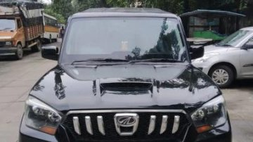 Used 2015 Mahindra Scorpio S4 7 Seater MT for sale in Thane