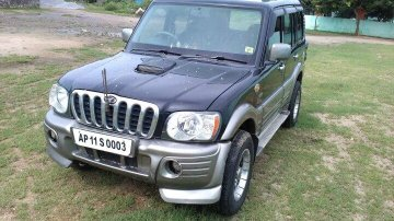Used 2006 Mahindra Scorpio SLX 2.6 Turbo 7 Str MT in Hyderabad