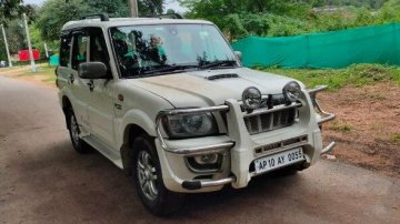 Mahindra Scorpio VLX 2011 MT for sale in Hyderabad
