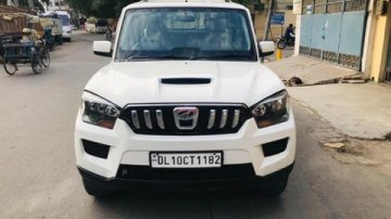 Mahindra Scorpio S6 Plus 7 Seater 2014 MT for sale in New Delhi