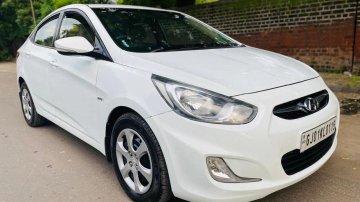 Hyundai Verna S 2011 MT for sale in Ahmedabad