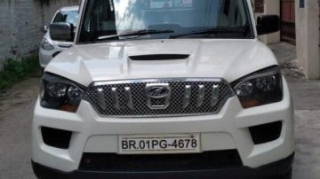 Used Mahindra Scorpio 1.99 S4 2016 MT for sale in Patna