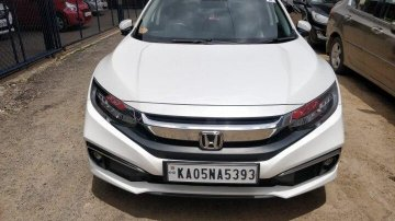 Used Honda Civic 2019 MT for sale in Bangalore