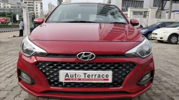 Used Hyundai i20 Sportz Option 2018 MT for sale in Chennai