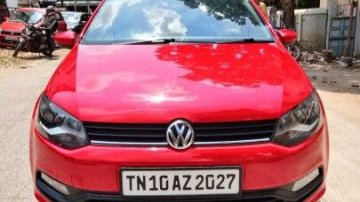 Used 2017 Volkswagen Polo MT for sale in Chennai