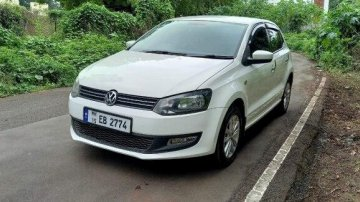Used 2013 Volkswagen Polo MT for sale in Nashik
