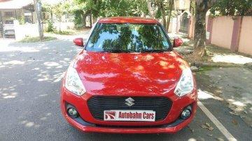 Used Maruti Suzuki Swift 2019 AT for sale in Bangalore