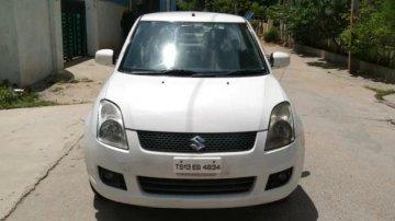 Used Maruti Suzuki Swift DZire 2016 MT for sale in Hyderabad