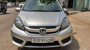 Used Honda Amaze 2017 AT for sale in Ahmedabad