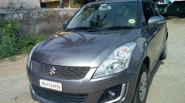 Used Maruti Suzuki Swift VXI 2017 MT for sale in Coimbatore