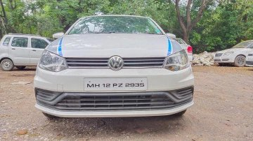 Used Volkswagen Ameo 2017 MT for sale in Pune
