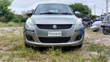 Used Maruti Suzuki Swift VXI 2014 MT for sale in Hyderabad
