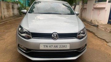 Used Volkswagen Polo 1.5 TDI Highline Plus 2017 MT in Coimbatore