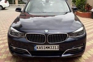 Used BMW 3 Series GT Luxury Line 2018 AT for sale in Bangalore