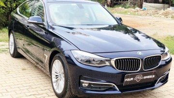 BMW 3 Series GT Luxury Line 2018 AT for sale in Bangalore