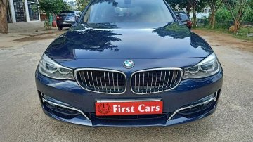 Used BMW 3 Series GT Luxury Line 2016 AT for sale in Bangalore