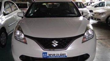 Used Maruti Suzuki Baleno Delta 2015 MT for sale in Indore