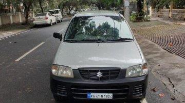 Used 2009 Maruti Suzuki Alto MT for sale in Bangalore